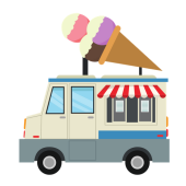 Ice cream van (1)